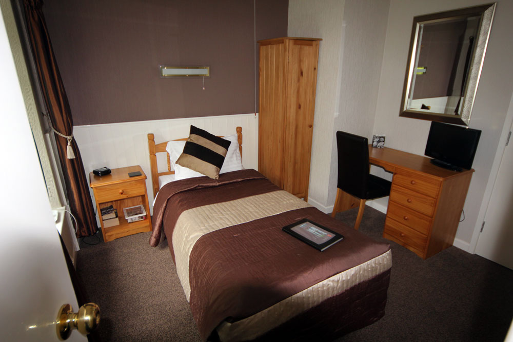 Room 3, Moel Eilio, single ensuite